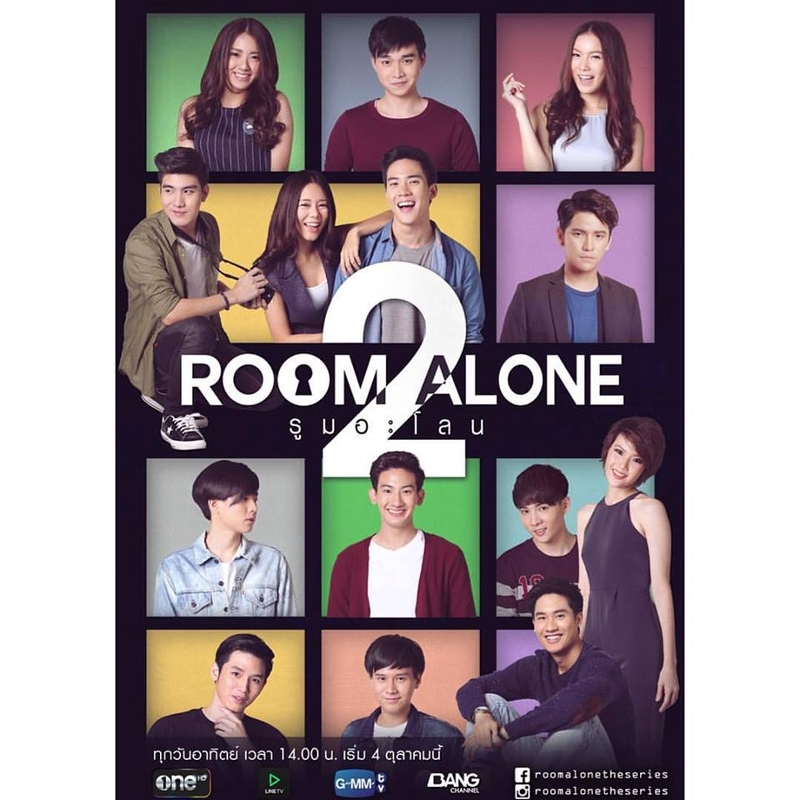 Room Alone 2: The Series