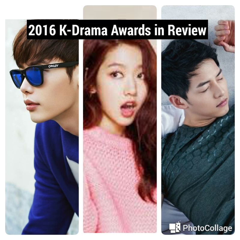 2016 K-Drama in Review according to the Big 3