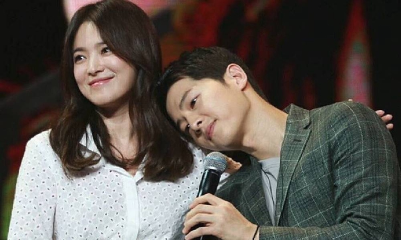 IRL Couples from K-dramaland!