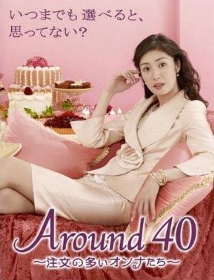 Around 40