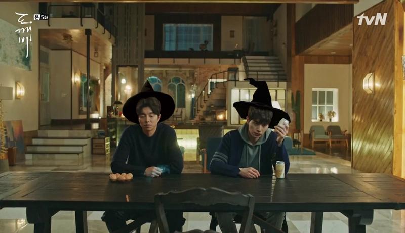 A KDrama Character Study Using Hogwart's Houses