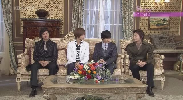 Boys Before Flowers: F4 Talk Show Special
