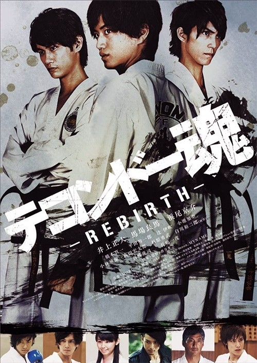 Taekwondo Damashii: Rebirth
