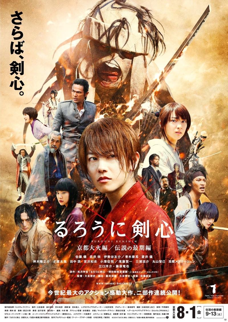 Rurouni Kenshin Kyoto Taika hen